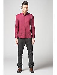 Herren Raglan-Hülsen-Design Fashion Langarm-Unterhemd