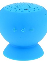 Waterproof multifunções Mini Mushroom sem fio Bluetooth Speaker