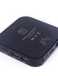 HD818  Quad-Core Android 4.2.2 TV Set Top Box  (CPU Qual-Core  A31s  Frequency 1.8GHZ)