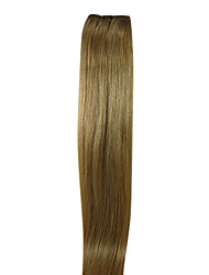 22inch Indian Remy Hair Weave 100% Human Hair Silky Straight 100g More Colors Avaliable