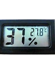 Indoor/Outdoor Moisture Sensor Meter Soil Water Monitor for Garden Plant Care (-50~70℃,0.1℃,1*AAA)