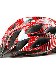 CoolChange 27 Vents Red EPS Integrally-molded Cycling Helmet
