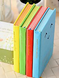 Wacky Expressions Couverture rigide Creative portables (plus de couleurs, 1 livre)