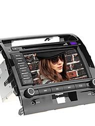 8inch 2 DIN в тире DVD-плеер автомобиля для Toyota Land Cruiser 2008-2012 с GPS, BT, Ipod, RDS, ТВ