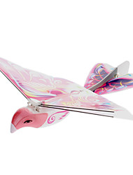 RC Flapping Wings Like Authentic Bird Helicopter (Red)