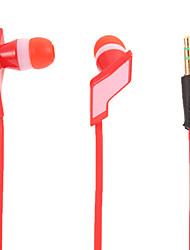 X29 Cool Design Stereo Music Headphone(Red)