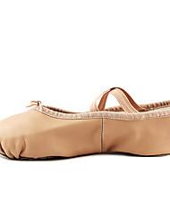 Fashion Women's Leatherette Upper Ballroom Ballet Dance Shoes