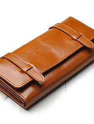 Woman's Classic Large Capacity Wallet