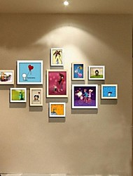 Frame White Collection foto de color Conjunto de 11