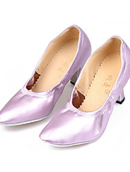 Women's Leatherette Modern High Heel Dance Shoes (More Colors)