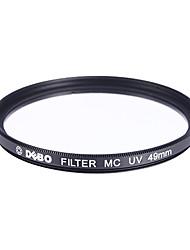 DEBO S-MC Filtro UV para la cámara (49mm)