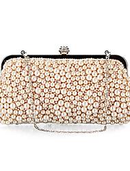 polyster / parels bruiloft / speciale gelegenheid klauwen / avond handtassen (meer kleuren)