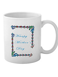 Personalized Ceramic Mug for Mother's Day