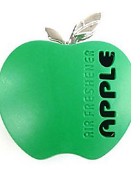 Green Apple Car Air Vent Air Perfume