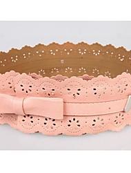 Women Chiffon Waist Belt , Casual