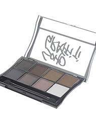 Sugar Box Amazing 8 Color Eye Shadow(Color NO.4)