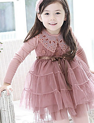 Princesse Robes de bulle de la fille
