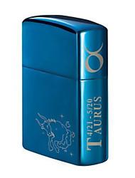 mais leve padrão de cavalo gravado dom dia de óleo azul personalizado do pai