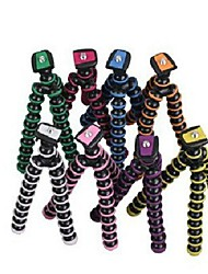 8 cores Tripé Pequeno flexível