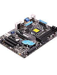 BIOSTAR Hallo-Fi-B85W B85, DDR3, LGA 1150, HDMI, USB3.0, SATA3 6Gb / s ATX Motherboard