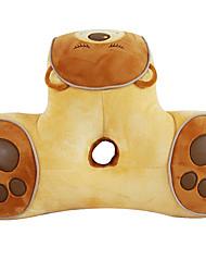 Voando Dormir Dragão Urso Pillow (Brown)