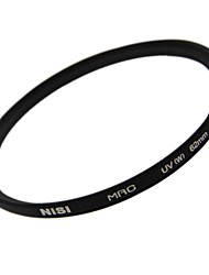 NISI® 62mm MRC UV Ultra Violet Ultra-thin double-sided multilayer coating lens Filter Protector for Nikon Canon Sony Cameras