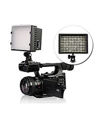 NANGUANGE CN-126 LED Video Light Video Lamp Video LED Camcorder DV Lighting 5400k for Camera DV