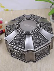 Gifts Bridesmaid Gift Personalized Hexagon Rhombus Tutania Jewelry Box