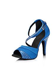 Dancer Dancing Queen Women's Fashion Latin Dance Shoes-60