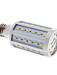 15W E26/E27 Ampoules Maïs LED T 60 SMD 5730 1000 lm Blanc Froid AC 100-240 V