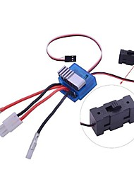 TD-007 320A Two-way Brush ESC for 1:10 RC Car