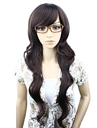 Long High Quality Synthetic Wavy Wig