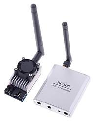 TX51W 5.8G 1000mW 8CH Transmitter w/RC305 Empfänger für FPV