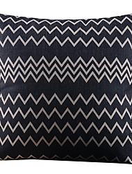 Postmodern Minimalisme Regelmatige Radio Waves allover Sierkussen Cover
