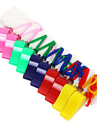 2014 World Cup Fans Cheering Plastic Whistle(Random Color)