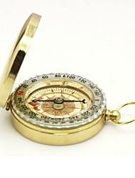 Compassos Bolso Trilha inoxidável Bronze