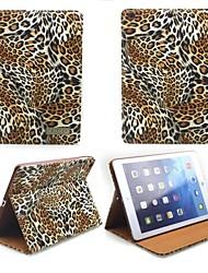 de manière générique cas d'impression de léopard pour Mini iPad 3, iPad Mini 2, Mini iPad