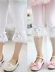 Girl's Fashion Flower  Leggings  Lovely  Summer  Leggings