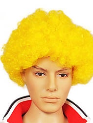 Capless Football Fans Party Wig