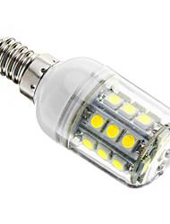 3W E14 LED a pannocchia T 27 SMD 5050 350 lm Luce fredda Intensità regolabile AC 220-240 V
