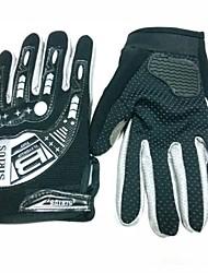 deportes al aire libre en bicicleta moto completa dedo guantes protectores