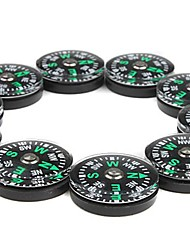 18mm High Quality Mini Portable Compass (10 PCS)