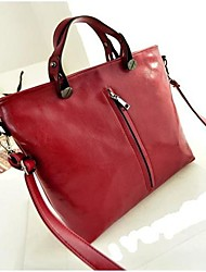 Women's  Retro Tide Leather Motorcycle Bag