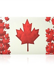 "Maple Leaf Flip-open Protect Case for 15.4"" Macbook Retina"