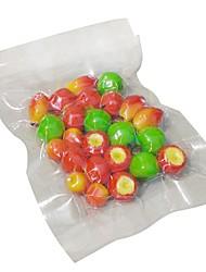 Bleuets 20 * 30 vide transparent alimentaire sous vide Seal plastique stockage emballage Sacs