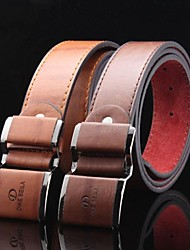 Men's Business Leather Belt