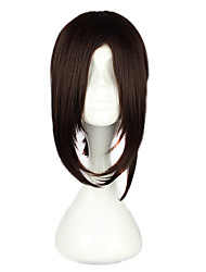 Attack on Titan High-quality Cosplay Synthetic Wig Hanji Zoe