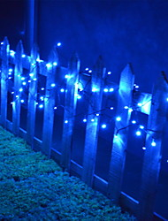 100 Solar Powered Outdoor String Lights-Fairy Lights-Natale della luce della stringa per la decorazione