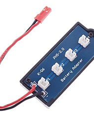 3.7V Charging Board for JST-XH/T-Plug Lipo RC Battery