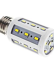 5W E26/E27 LED a pannocchia T 24 SMD 5730 450 lm Luce fredda AC 220-240 V